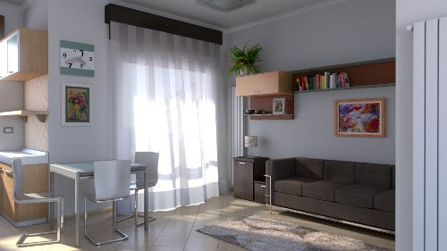My living room - andrea cilia